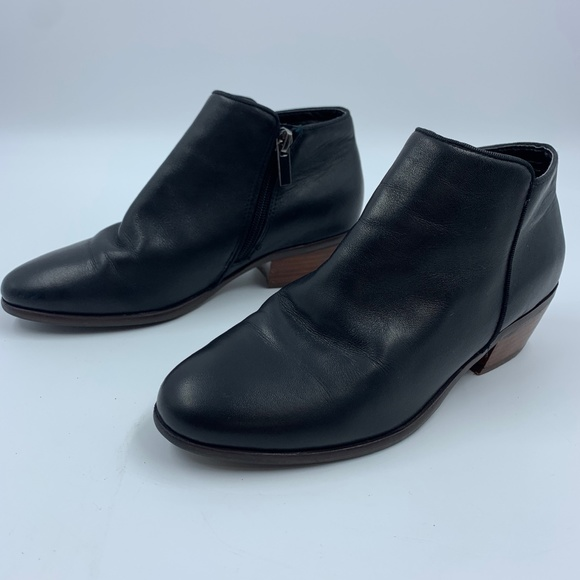 Crown Vintage Shoes - Crown Vintage Tabitha boots 5 ankle booties black